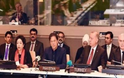 مذہب کا دہشت گردی سے کوئی تعلق نہیں ہے,نفرت انگیز تقاریر اور اسلامو فوبیا کےخاتمے کے لیے مؤثراقدامات کی ضرورت ہے: وزیراعظم عمران خان