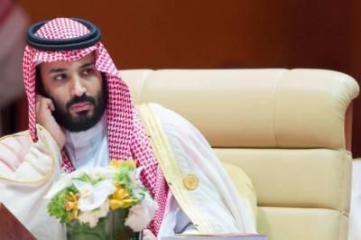 آرامکو کا حملہ عالمی سلامتی کے خلاف ایک خطرناک پیش رفت ہے۔محمد بن سلمان