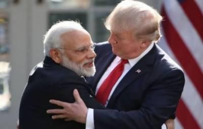ٹرمپ دراصل مودی کا مذاق اڑاتے ہیں،بھارتی میڈیا بھی سمجھ گیا