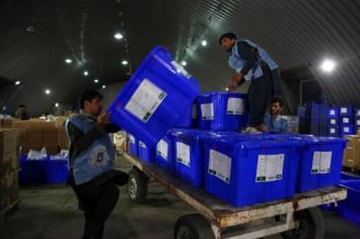 صدارتی انتخابات: افغانستان کے دارالحکومت کابل میں ٹرکوں کے داخلے پر پابندی