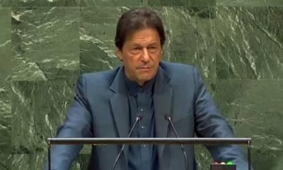 خبردار کرتا ہوں! اقوام متحدہ کشمیریوں کو ان کا حق خود ارادیت دلائے، وزیراعظم عمران خان