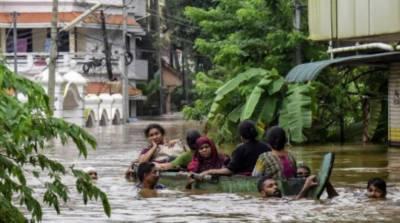 بھارت:موسلادھار بارشوں کے باعث 73افراد ہلاک