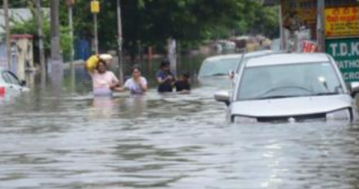 بھارت:ملک بھر میں بارش کے باعث مختلف حادثات میں 110 افراد ہلاک
