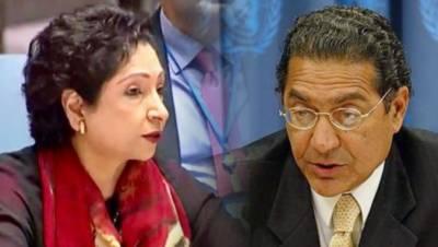 اقوام متحدہ میں ملیحہ لودھی کی جگہ منیر اکرم پاکستان کے مستقل مندوب مقرر