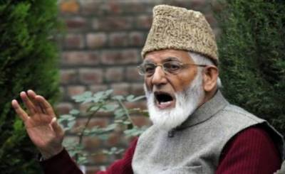 کشمیری، شناخت اور مذہب پر سمجھوتا نہیں کریں گے:سید علی گیلانی