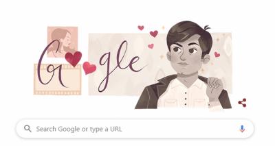 نامور چاکلیٹی ہیرو کا81واں یوم پیدائش، گوگل کا ڈوڈل وحید مراد کے نام