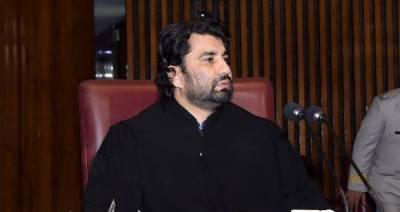 الیکشن کمیشن نے ڈپٹی سپیکر قاسم سوری کو ڈی نوٹیفائی کردیا