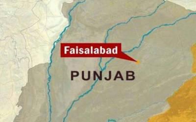 فیصل آباد: نامعلوم موٹر سائیکل سوار افراد کی فائرنگ سے2 افراد جاں بحق ،ایک شخص زخمی