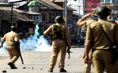 مقبوضہ کشمیر میں 59ویں روز بھی کرفیو اور سخت پابندیاں