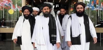افغان طالبان کا وفد ملا برادر کی قیادت میں پاکستان پہنچ گیا