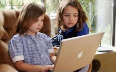 دنیا میں 18 سال سے کم عمر 71 فیصد بچوں کوانٹرنیٹ رسائی حاصل , آن لائن سیفٹی کے قیام کے لئے قانون سازی کی جائے: اقوام متحدہ