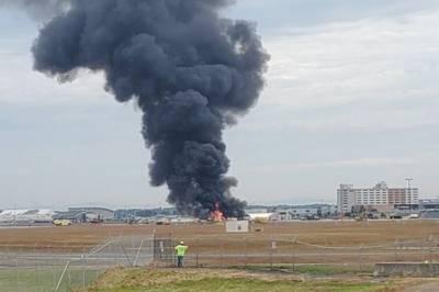 امریکہ میں خوفناک طیارہ حادثہ، 7 ہلاک، 6 زخمی