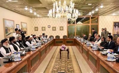 پاکستان اور افغان طالبان کا مذاکرات کی جلد بحالی کی ضرورت پر اتفاق
