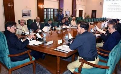 سندھ پولیس کے گریڈز پنجاب پولیس کے برابر کرنے کا فیصلہ