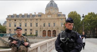 فرانس: پولیس ہیڈ کوارٹر پر حملے میں چار پولیس اہلکار ہلاک