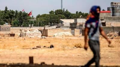 ترکی نے شام کی سرحد پرکنکریٹ کی دیوار اور خاردار تار لگانا شروع کردی۔