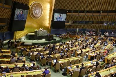 سلامتی کونسل کا اجلاس: 193 ممالک کے نمائندوں کا خطاب،طویل خطاب وزیراعظم عمران خان کے نام