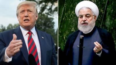 ٹرمپ نے ایرانی صدر حسن روحانی سے ملاقات منسوخ کرنے کی تصدیق کردی۔