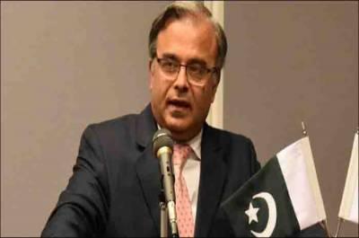 پاکستان ہر فورم پر کشمیریوں کے حق میں آواز اٹھاتا رہے گا:ا سد مجید