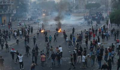 اقوام متحدہ کاعراق میں پرتشدد واقعات کے خاتمے پر زور