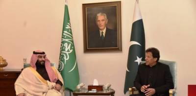 سعودی ولی عہد نے پاکستان سے ثالثی کی درخواست نہیں کی، حکومتی ترجمان