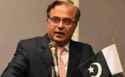 پاکستان ہر فورم پر کشمیریوں کے حق میں آواز اٹھاتا رہے گا, امریکا میں پاکستانی سفیر ا سد مجید