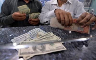 کاروباری ہفتے کے پہلے روز اوپن مارکیٹ میں ڈالر کی قیمت میں 15 پیسے کمی