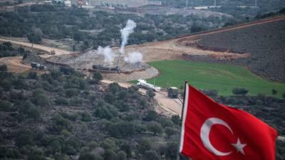 ترکی کا شام میں زمینی فضائی حملوں کے پیش نظر امریکہ کا فوج واپس بلانے کا اعلان