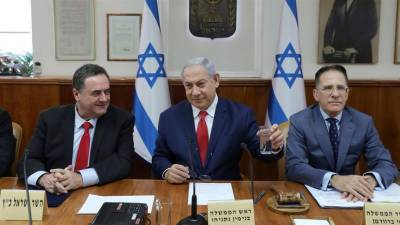 اسرائیل کا عرب ممالک کے ساتھ عدم جارحیت سمجھوتے کا فیصلہ