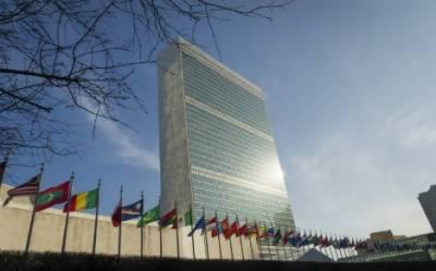 اقوام متحدہ کا شمال مشرقی شام میں بدترین حالات پیداہونے کے خدشے کا اظہار