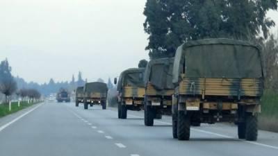 ترکی نے شام میں فوجی آپریشن کے لیے تیاریاں مکمل کرلی ہیں۔ ترک وزارت دفاع