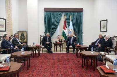 فلسطینی صدر محمود عباس کا الیکشن کمیشن کو انتخابات کی تیاری کا حکم
