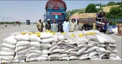 پاکستان کوسٹ گارڈزکی کارروائی، چرس،چھالیہ اور انڈین گٹکا برآمد