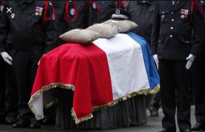 پیرس میں چاقو سے حملے کا واقعہ، ملزم سے داعش کی پروپیگنڈا ویڈیو بھی برآمد