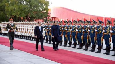 چینی وزیراعظم کا پاکستان کی خودمختاری، علاقائی سا لمیت اور قانونی حقوق کی غیرمتزلزل حمایت کے عزم کااعادہ