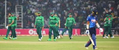 تیسرا ٹی ٹونٹی،سری لنکا کا پاکستان کو جیت کیلئے 148 رنز کا ہدف