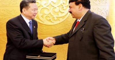 ایم ایل ون پاکستان ریلویز کیلئے ایک اہم منصوبہ ہے:شیخ رشید
