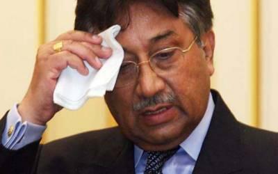 عبد الرشید قتل کیس:پرویز مشرف کیخلاف ایف آئی آر خارج کرنے کی درخواست مسترد