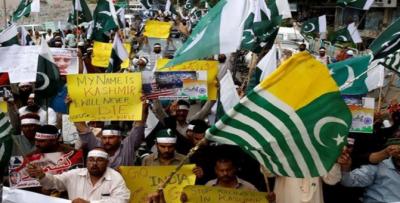 مقبوضہ کشمیر میں بھارتی مظالم اُجاگر کرنے کے لئے آج یوم یکجہتی کشمیر منایا جارہاہے