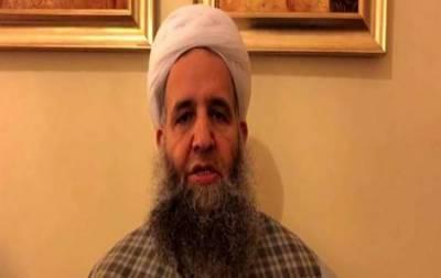 وزیرمذہبی امورنور الحق قادری نے جے یو آئی کے دھرنے کیخلاف ٹاسک کی تردید کردی