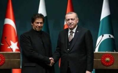 وزیراعظم کا ترک صدر کو ٹیلی فون، پاکستانی عوام پرجوش استقبال کرنے کے منتظر ہیں: وزیر اعظم عمران خان