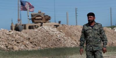 شام میں ترک فوج کی امریکی فوجی مورچے کے قریب گولہ باری