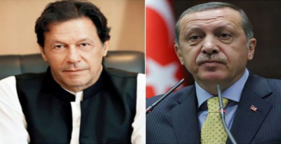 وزیراعظم کاعلاقائی استحکام میں اضافے سے متعلق ترکی کی کوششوں کے ساتھ مکمل تعاون کااظہار