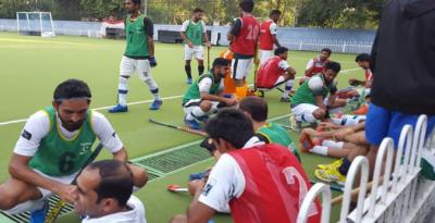 پاکستان ہاکی فیڈریشن کااولمپک کوالیفائرزکیلئے انیس رکنی قومی ٹیم کااعلان