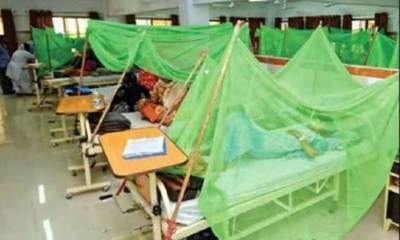 خیبرپختونخوا میں ڈینگی کے مریضوں کی تعداد 5000 سے تجاوز کر گئی
