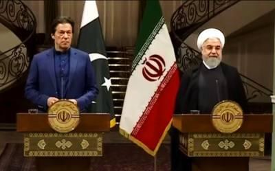 عض مفاد پرست ایران اور سعودی عرب کے درمیان محاذ آرائی چاہتے ہیں, پاکستان سعودی عرب اور ایران کے درمیان کسی تنازعہ کا خواہاں نہیں ہے:وزیراعظم عمران خان