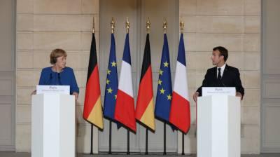 فرانس اور جرمنی نے ترکی کو شام میں جنگی کاروائی کو روکنے کا مطالبہ کردیا۔