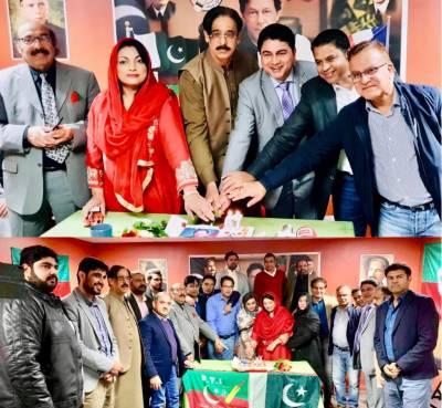 وزیر اعظم عمران خان نے مسئلہ کشمیر کو عالمی سطح پر اجاگر کردیا ہے ۔ کوآرڈینیٹر شیخ نعمت اللہ