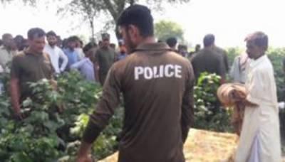 سیالکوٹ: 8 سالہ بچہ زیادتی کے بعد قتل، ورثا کی جانب سے شدید احتجاج