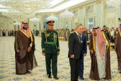 روس اور سعودی عرب دوطرفہ تعلقات کے مزید فروغ کے لیے پُرعزم